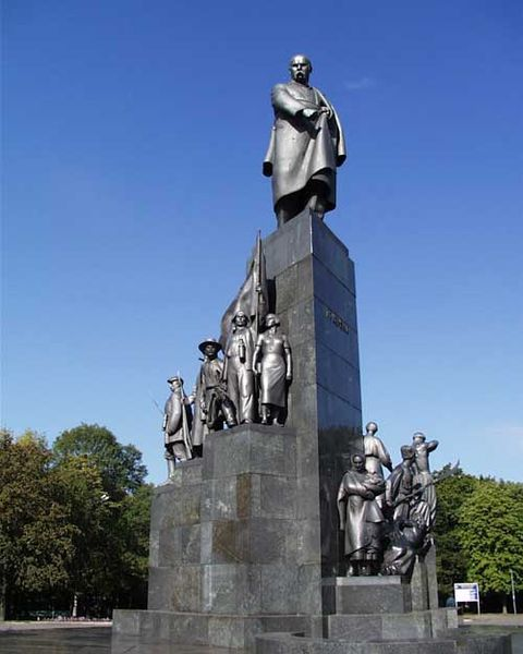 26675 800x600 Taras Shevchenko monument kh photo5